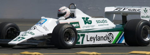 Alan Jones Williams 27