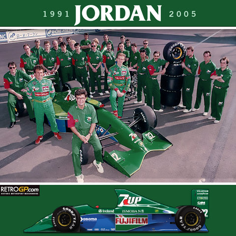 Jordan 191 Grand Prix Socks by HeelTread
