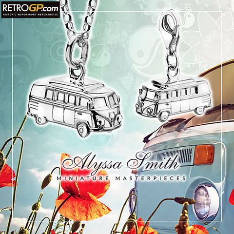 Campervan Charm by Alyssa Smith Jewellery
