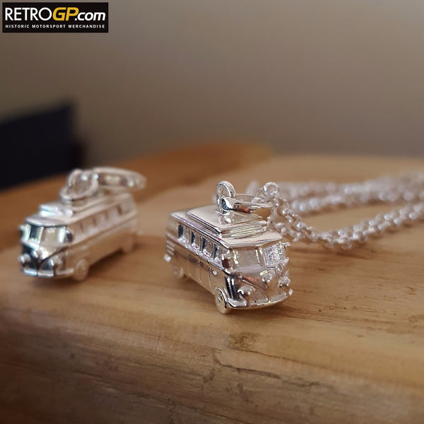 Campervan Necklace by Alyssa Smith Jewellery