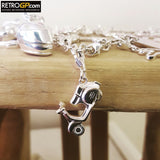 Scooter Charm by Alyssa Smith Jewellery