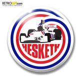 OFFICIAL Hesketh Racing 308 Badge and Sticker