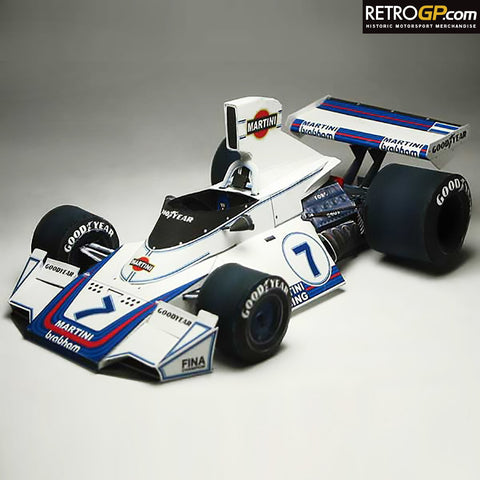 FREE Paper Engineering - Brabham BT44
