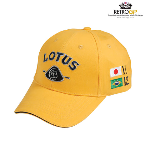 Official Camel Team Lotus Cap