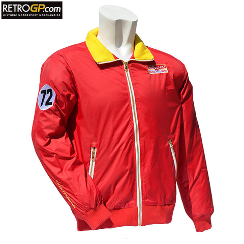Official Gold Leaf Team Lotus Team Jacket