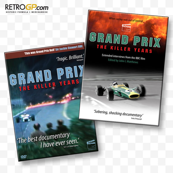 Grand Prix The Killer Years - Bundle SAVE £9.99