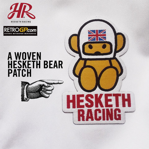 OFFICIAL Hesketh Racing Zip-Up Sweat Jacket