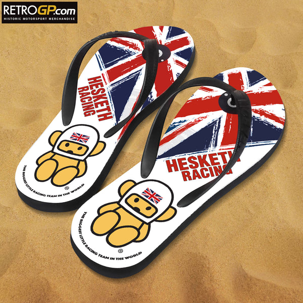 OFFICIAL Hesketh Racing Flip Flops