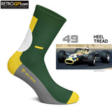 49 Grand Prix Socks by HeelTread