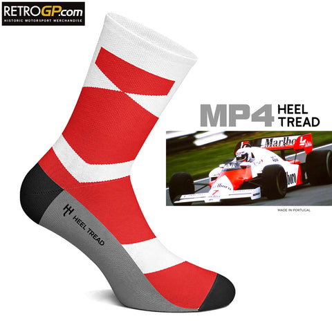 MP4 Grand Prix Socks by HeelTread
