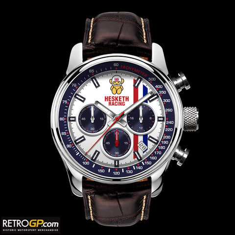 Official Hesketh Chronograph Watch