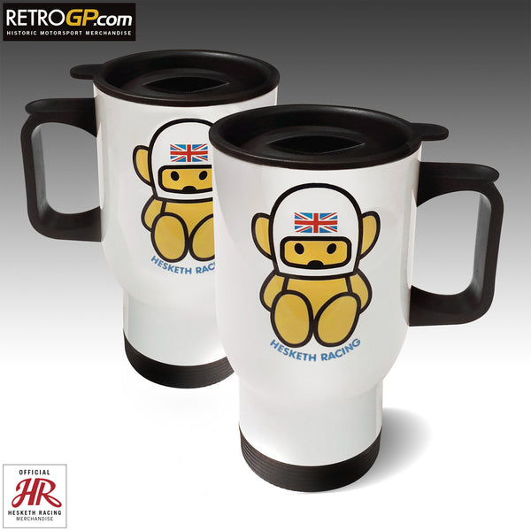 OFFICIAL Hesketh Racing Travel Mug