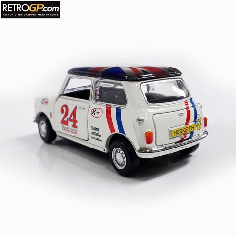 OFFICIAL Hesketh Racing Mini Cooper