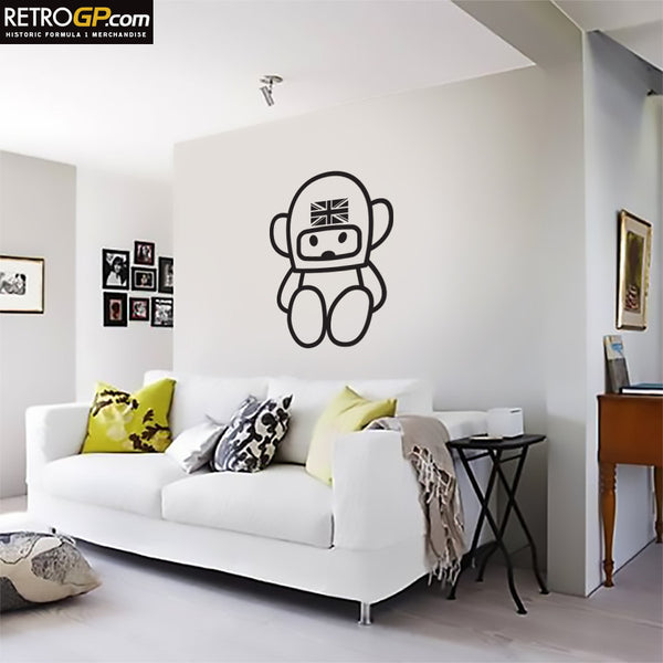 OFFICIAL Hesketh Racing Wall Graphics