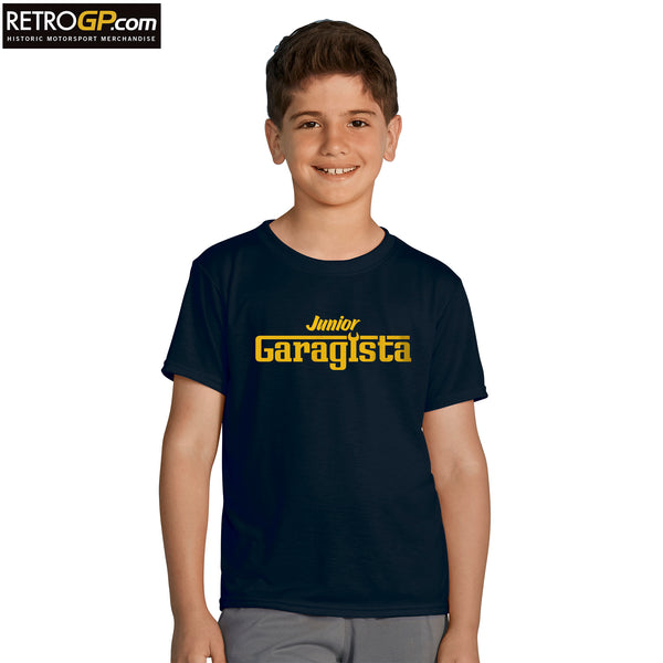 Junior Garagista T Shirt - Children