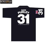 David Purley LEC Polo Shirt
