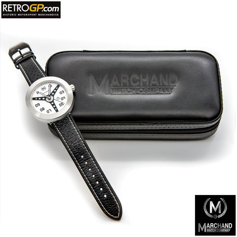 Marchand Debonair Watch White
