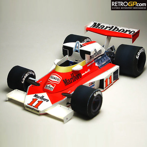 FREE Paper Engineering - McLaren M23