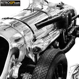 The Napier Railton Limited Edition Print