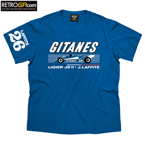 Ligier 1980 Team T Shirt
