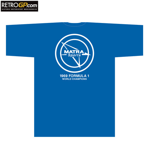 Matra International Team T Shirt
