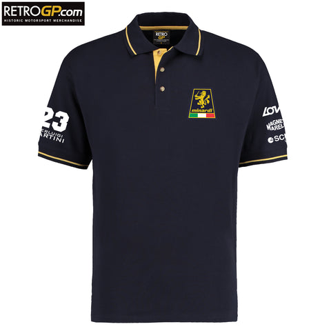 OFFICIAL Minardi 191 Team Polo