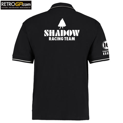 Shadow Racing Tom Pryce Polo Shirt
