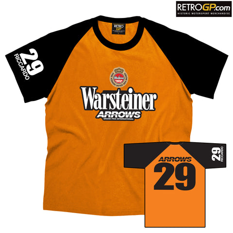 Arrows Warsteiner Team T Shirt