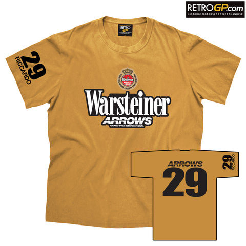 Arrows Warsteiner T Shirt