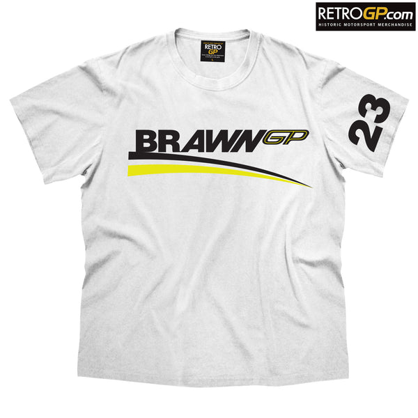 Brawn Grand Prix Team T Shirt #23