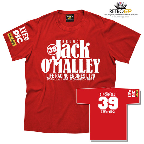 Bruno 'Jack O'Malley' T Shirt