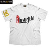 Chesterfield Racing Brett Lunger T Shirt - Size S to 5X Large