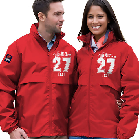 OFFICIAL Gilles Villeneuve Light Weight Jacket