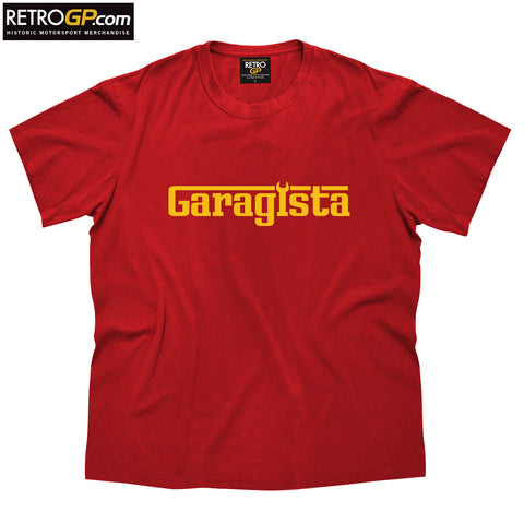 Adult Garagista T Shirt