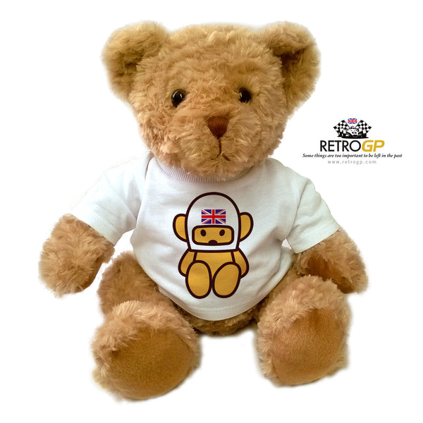 OFFICIAL Hesketh Racing Mascot Bear