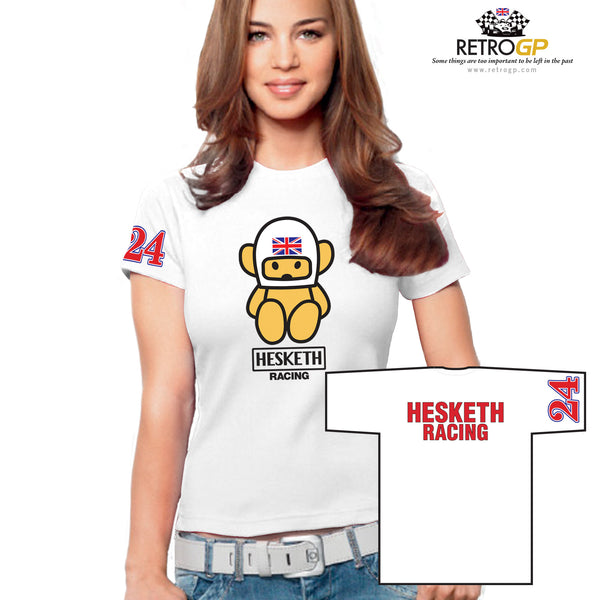 OFFICIAL Hesketh Racing Ladies T Shirt