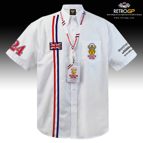 OFFICIAL Hesketh Racing Race Day Shirt