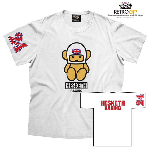 OFFICIAL Hesketh Racing Club T Shirt