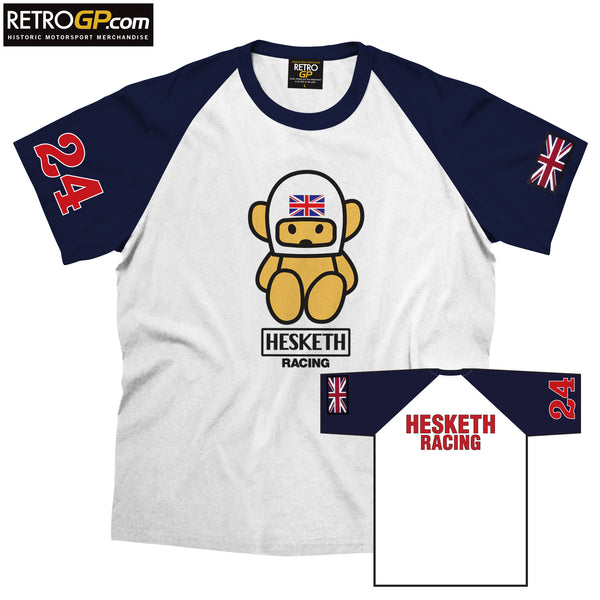 OFFICIAL Hesketh Racing Crew Shirt