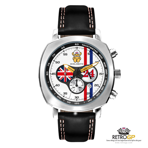 Official Hesketh Racing Chronograph Watch