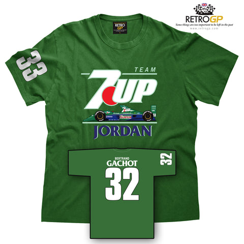 Jordan 7Up T Shirt (Small - 3 XLarge)