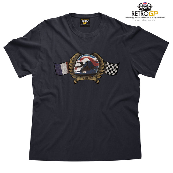 Legends of Formula 1 - Depailler T Shirt