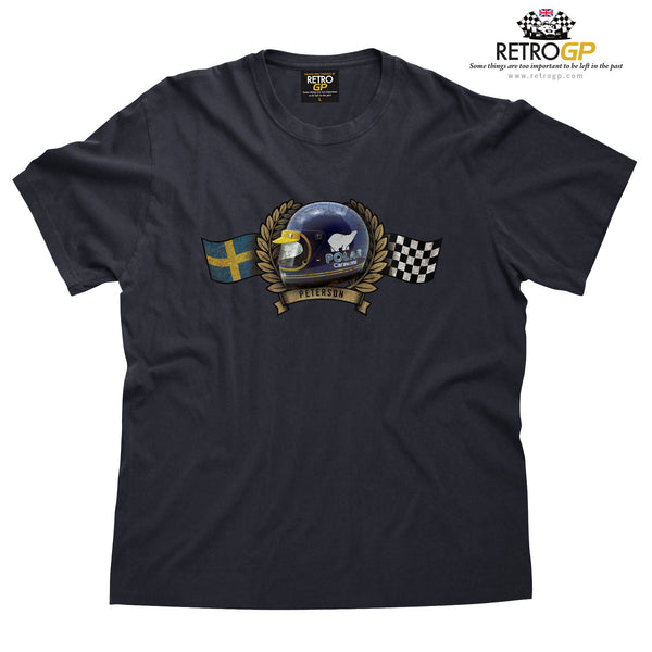 Legends of Formula 1 - Peterson T Shirt