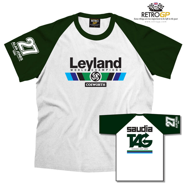 Leyland Williams Team T Shirt