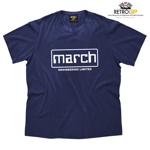 March Classic T Shirt