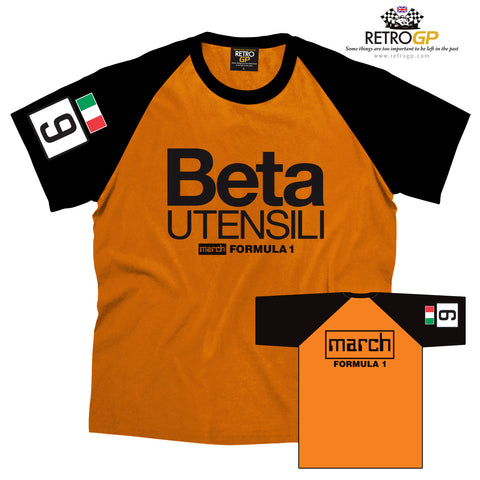 Official March Beta T Shirt