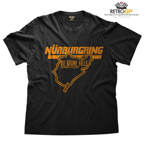 Nurburgring The Green Hell T Shirt