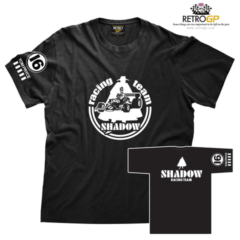 Shadow Racing Fan T Shirt