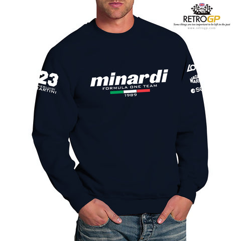 OFFICIAL Minardi 191 Classic Sweatshirt