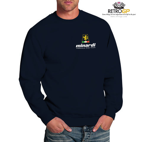 OFFICIAL Minardi 191 Sweatshirt